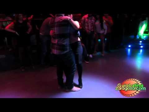 Concurso de Bachata, Discoteca Latin Palace 2012