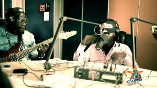 Jnr Brown - Tongogara / Real Talk  (Live on StarFM)