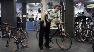 Видео: Что такое гоночные шоссейные велосипеды