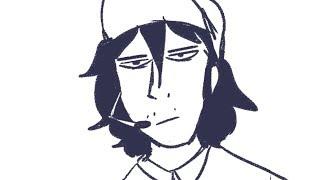 aizawa used to work at burgerking (bnha animatic)