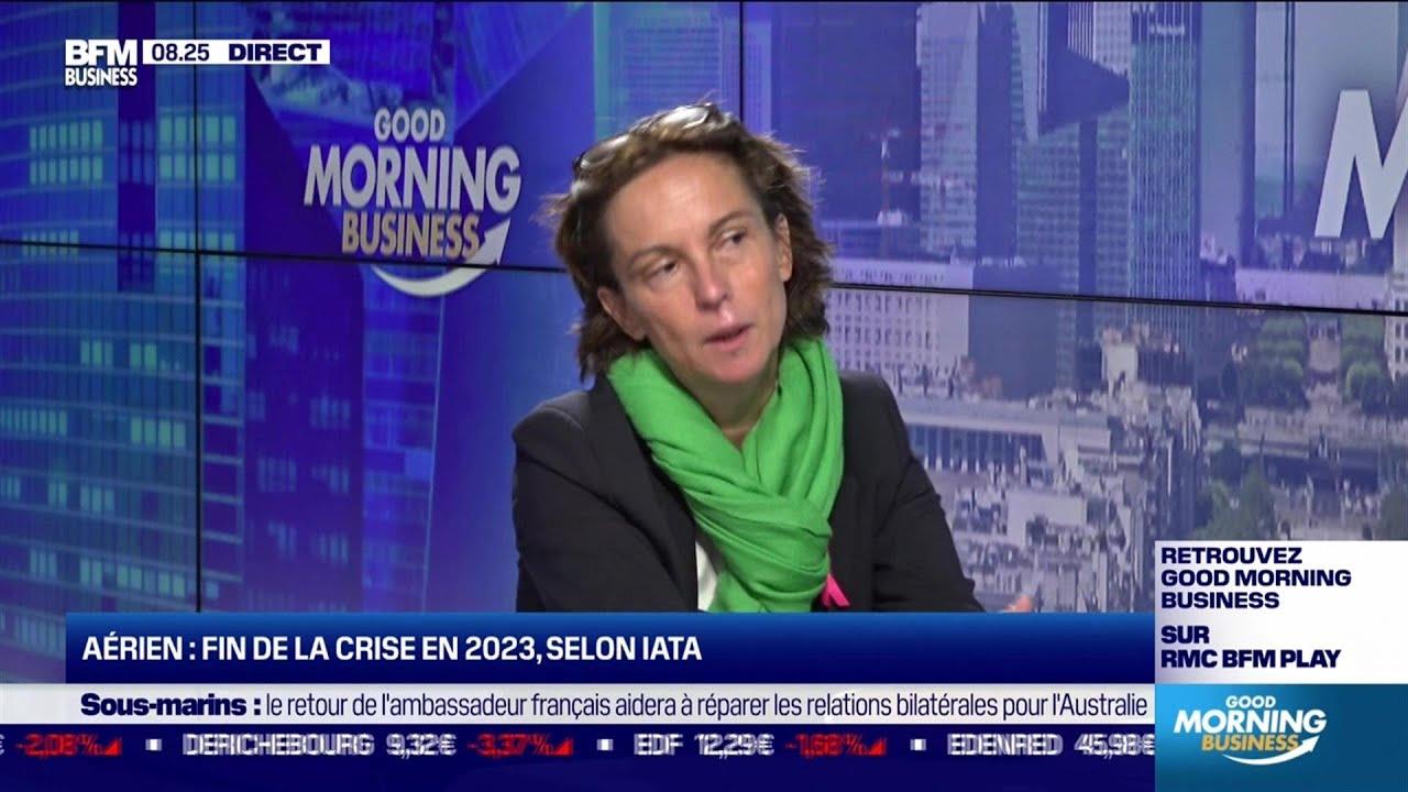 Nathalie Stubler (Transavia France) : Transavia retrouve ses niveaux d'avant-crise