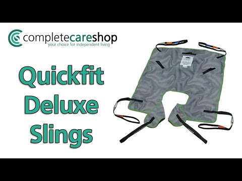Short clip of an Oxford Deluxe Sling in use