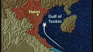 Vietnam War - Gulf of Tonkin Incident