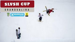 Quarterfinal 2 || Hugo Burvall Vs. Finn Bilous || SLVSH CUP GRANDVALIRA '19