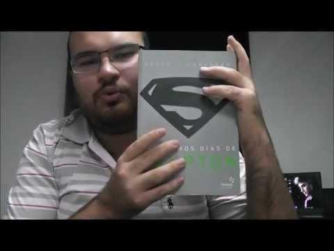 RESENHA: Os Utimos dias de Krypton - Kevin J. Anderson