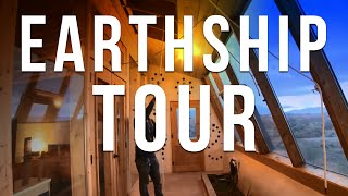 Earthship Tour & Operating Instructions