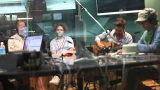 Roos Jonker at FM802 (Japanese radio)