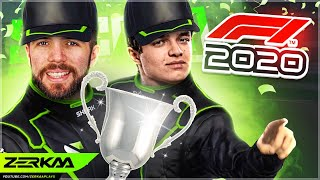 SIDEMEN RACING Dominate the Podiums! (F1 2020 My Team #24)