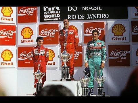 Como Gugelmin foi o grande nome do GP do Brasil de 1989 | GP às 10