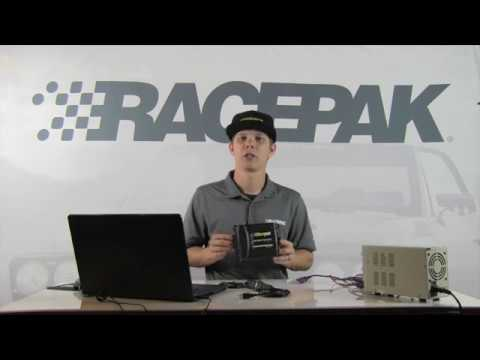 Flipping Racepak G Meters