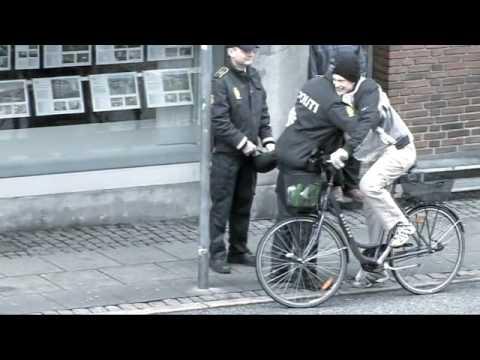Niesamowita akcja duńskiej policji