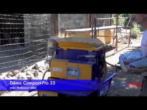 COMPACT-PRO 35 & MIXERS