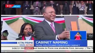 CABINET NAMING: President Uhuru asked to sack 'lazy' CS's