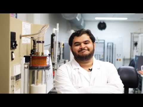 Khalid Alzahid - Chemical Engineering - University of Newcastle