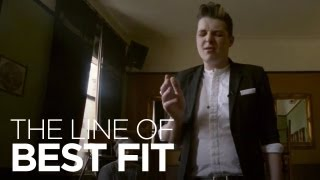 """John Newman performs """"Out Of My Head"""" for The Line of Best Fit"""