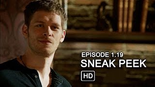 Джозеф Морган, The Originals 1x19 Webclip - An Unblinking Death [HD]