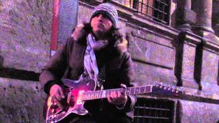 Street Guitarist Marcello Calabrese Plays Brothers In Arms