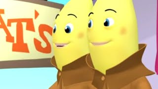 Cartoon Jumble #53 - Full Episodes - Bananas In Pyjamas Official