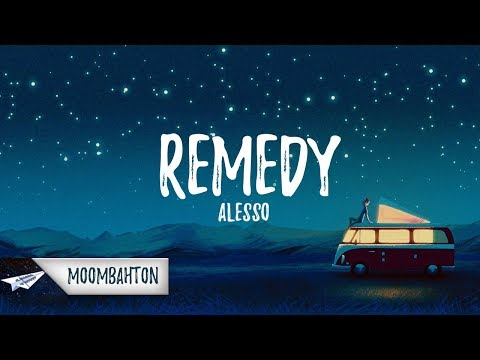 Alesso - REMEDY (Lyrics)