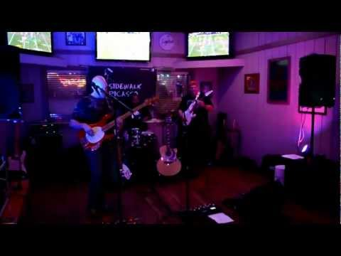 Sidewlak Picasso - Stevie Wonder/Stevie Ray Vaughn - Superstition Cover