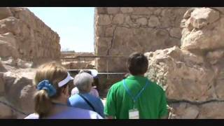 Masada (Part 1 of 2): Outer Structure And History