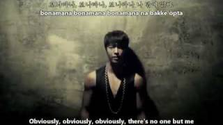 Super Junior- Bonamana Eng+hangul