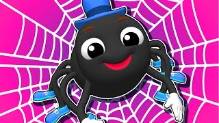 """Incy Wincy Spider"" 