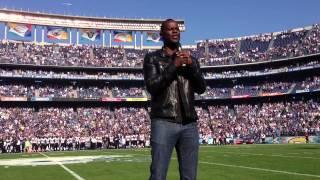 Brian McKnight National Anthem