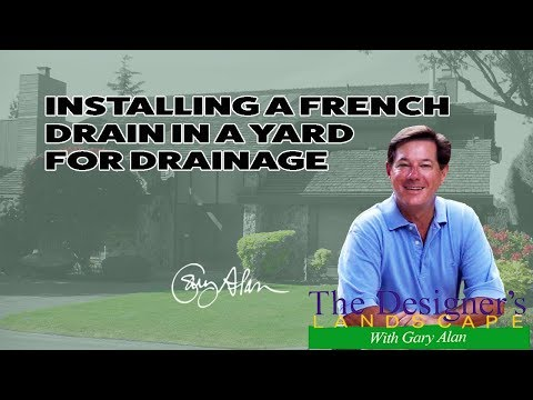 How to Install a French Drain in Your Yard mp3 yukle - mp3.DINAMIK.az
