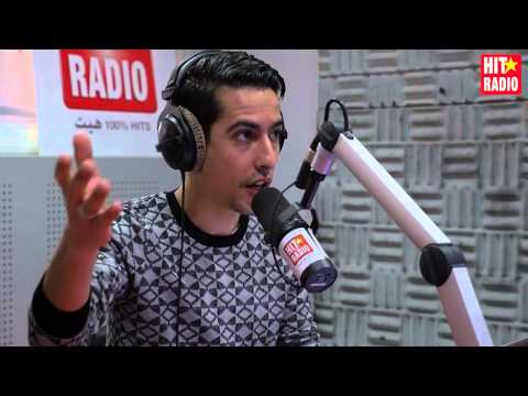 Fayçal Azizi dans Le Morning de Momo sur HIT RADIO - 18/03/15