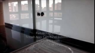 tezgah arası beyaz cam adanafurkay dekor