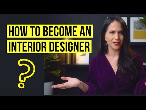 HOW TO BECOME AN INTERIOR DESIGNER vs Interior Decorator vs Architect, Online Interior Design Course