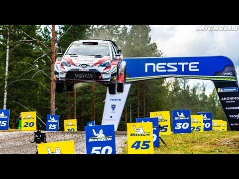 Highlights - 2019 WRC Neste Rally Finland - Michelin Motorsport