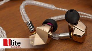 Edel-In-Ear Final B 1 – Top-Klang vom Treiber-Team – vorgestellt