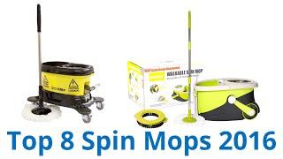 8 Best Spin Mops 2016