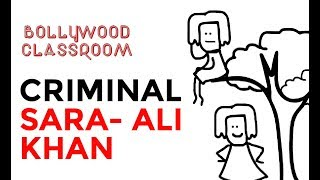 Bollywood Classroom | Criminal Sara Ali Khan