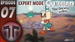 CupHead Expert Mode (7) - Jimmy the Greek