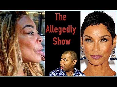 The Allegedly Show: Nicole Murphy lying on Wendy Williams Show