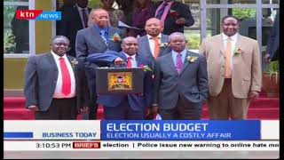 Business Today 4th September 2017 - Cost implications for the upcoming election