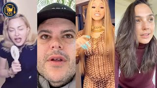 Celebrities Losing Their Minds In Quarantine