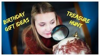 Birthday Gift Ideas II DIY Treasure Hunt For Adults