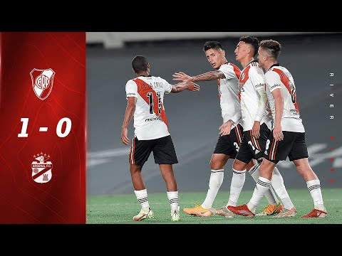 River 1 - Arsenal 0 [RESUMEN COMPLETO]