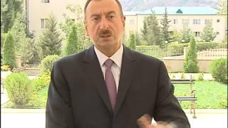 preview picture of video 'İlham Əliyevin Yardımlı rayon ictimaiyyətinin nümayəndələri ilə görüşü'