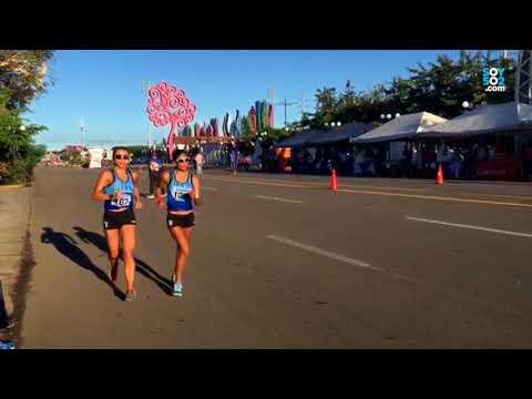 Los marchistas guatemaltecos brillaron en los juegos centroamericanos
