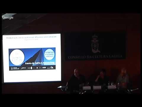 A industria do cine e o audiovisual: difusión e comercialización