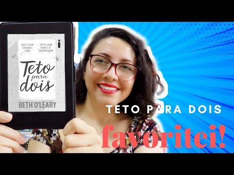 Teto para Dois | DE LIVRO EM LIVRO