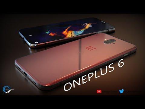 OnePlus 6: concept e specifiche complete