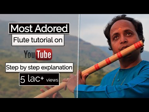 Free Online Bansuri / Flute Lesson - Beginner's Queries - 1 : Getting started with your flute