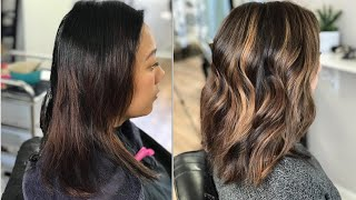 HOW TO HIGHLIGHT DARK HAIR | PART 1