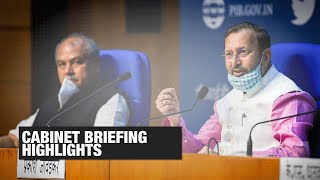 Nod to amend Essential Commodities Act, empowered panel to woo investors: Key cabinet decisions - Download this Video in MP3, M4A, WEBM, MP4, 3GP